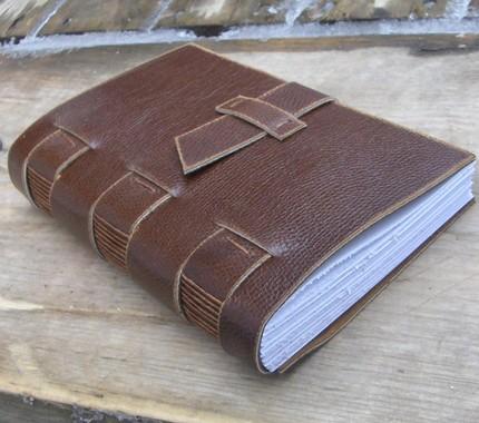 my handmade books