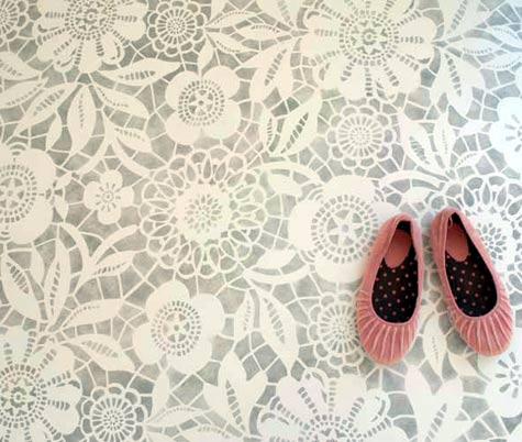 lace-stenciled-floor-via-design-sponge