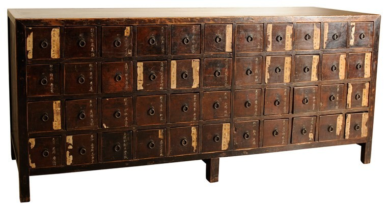 chinese apothecary chest via 1stdibs