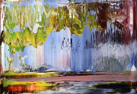 gerhard richter abstract painting-2