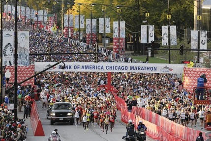 2009 Chicago Start